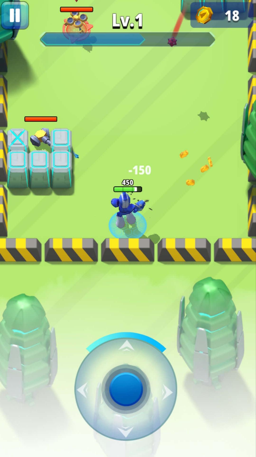 机器人英雄截图2