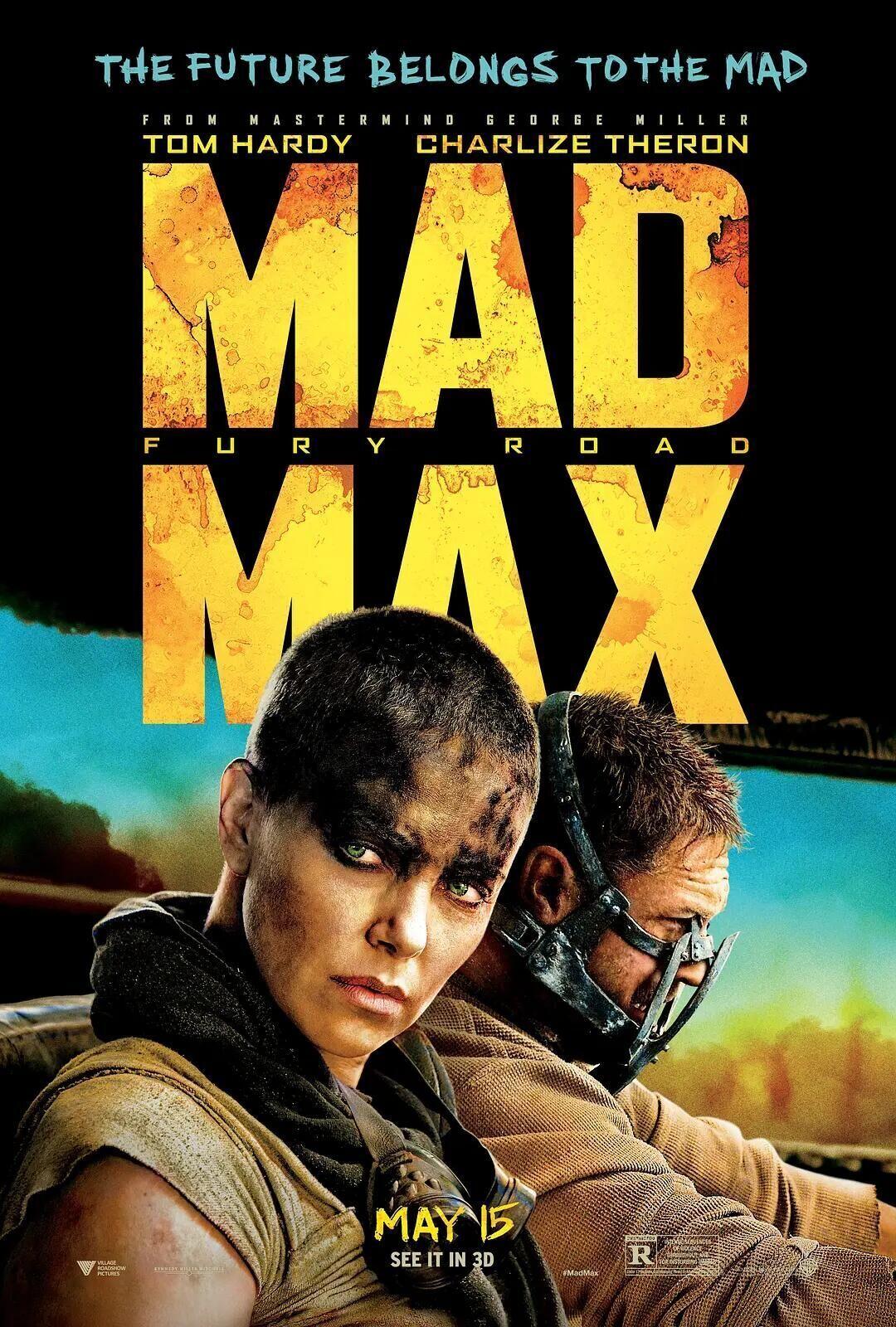电影疯狂的麦克斯4:狂暴之路