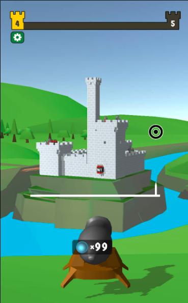 城堡毁灭者截图1