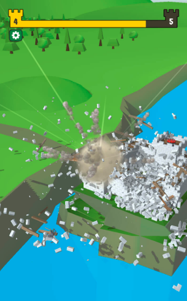 城堡毁灭者截图2