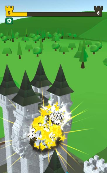 城堡毁灭者截图3